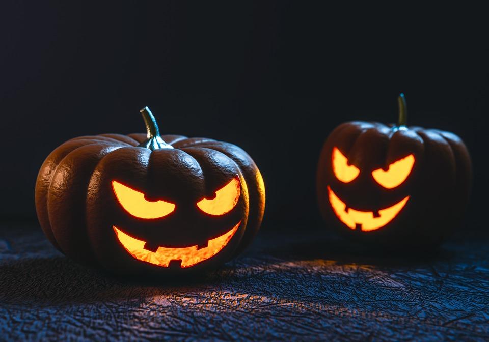como celebrar una fiesta de halloween