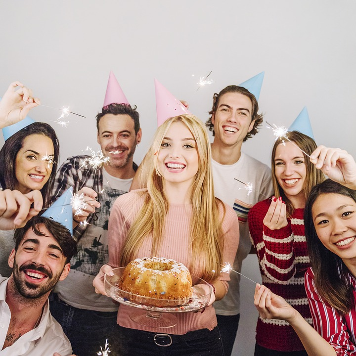 celebrar tu 20 cumpleaños