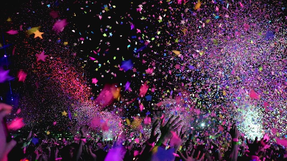Tendencias en la organización de fiestas